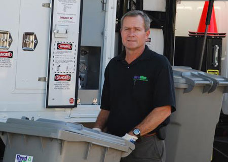 OC Scheduled Paper Shredding