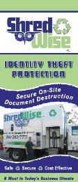 Shredding Company Brochure