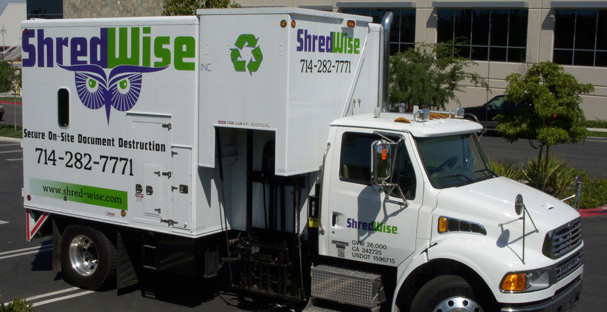 Small, Medium & Large Companies Document Shredder