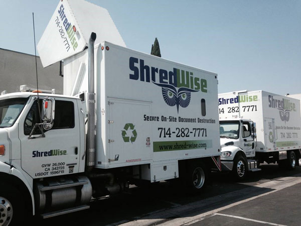 Announcing the Growth of our Company - Shred Wise Inc